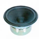 Low leakage flux speaker